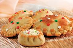 Колядки: старинные пирожки для православного Рождества | Стол | Новый год | Аргументы и Факты