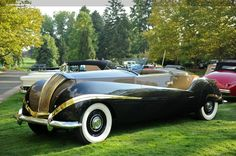 1939 Rolls-Royce Phantom III Concept[1024x681] via Classy Bro