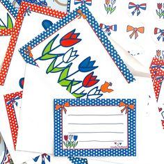 Als je graag veel kaarten schrijft en verstuurt, dan is het Snailmail Pakket echt iets voor jou! 📮 Een uniek pakket met daarin 25 Studio Holland artikelen zoals kaarten, stickervel, cadeau- en schrijfkaartjes en adresstickers. Speciaal voor jou samengesteld! ❤️💙 Echte post is zo veel leuker! 💌  #snailmail #stickers #studioholland #post #kaarten #thenetherlands #nl #studioplume #roodwitblauw #rood #wit #blauw #hartjes #tulpen #strikje #hipenstipkaarten #stationary #cadeaulabel… Holland, Playing Cards, Studio, The Nederlands, Playing Card Games, The Netherlands, Studios, Netherlands, Game Cards