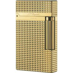 St. Dupont Paris gold diamond lighter Dupont Lighter d697d4a3c3e
