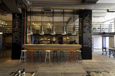 Vintage Industrial Lights by Matt Szaplonczai, Busho Studio » Retail Design Blog