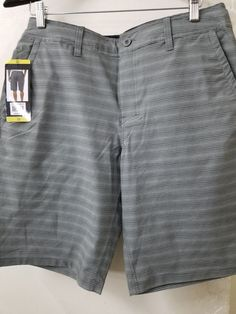 34959beeadf5 BRAND NEW HANG TEN HYBRID SHORT FOR MEN SIZE 32  fashion  clothing  shoes   accessories  mensclothing  shorts (ebay link)