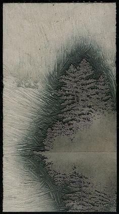mist print carved block.jpg | Flickr - Photo Sharing! Lino by Andrea Starkey