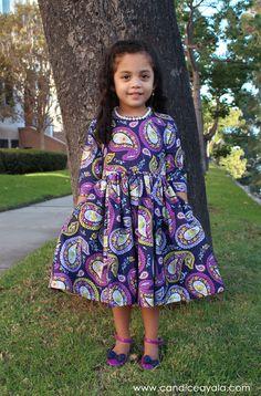 Abigail's OOTD – DIY Dress from Long Sleeve Shirt Template   Candice Ayala