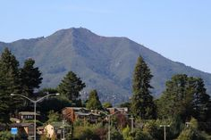 mill+valley+california | Panoramio - Photo of Mt. Tamalpais from Mill Valley, California