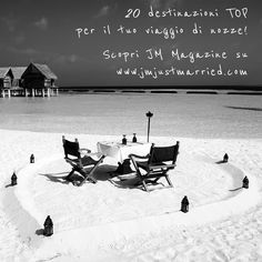 Oltre 20 top destinations per il tuo viaggio di nozze su JM Magazine!
