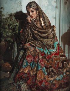 Rabia Butt in Bridal Pakistani Wedding Outfits, Indian Bridal Outfits, Indian Bridal Fashion, Pakistani Wedding Dresses, Pakistani Dress Design, Indian Designer Outfits, Indian Aesthetic, Indian Photoshoot, Bridal Dress Design