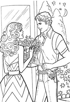 Barbie Coloring Pages, Colouring Pages, Coloring Sheets, Coloring Books, Doodle Coloring, Coloring Pages For Kids, Adult Coloring, Kids Coloring, Line Drawing