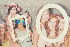 Foxhall Resort Wedding Photography – Tashana and Chris Photo Booth – Famous William Company