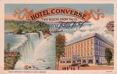 Hotel Converse, Niagara Falls