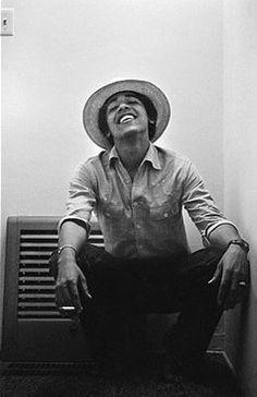 """""""Barack Obama, Occidental College, No. 23"""" by Lisa Jack (1980)"""