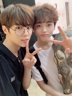 wooseok and hyeongjun - as it far a cute moment with wooseok hyung Yohan Kim, Like A Mom, All About Kpop, Thing 1, All That Matters, Kpop Guys, K Idol, Music Covers, Denial
