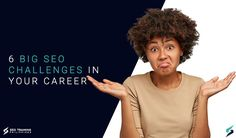 6 Big SEO Challenges Youll Face in Your Career Poll Questions, Seo Professional, Seo Training, Problem Solving Skills, Competitor Analysis, Time Management, Media Marketing, Kids Playing, Career