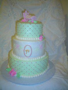 BUTTER CREAM BABYSHOWWER CAKES | baby shower — Baby Shower