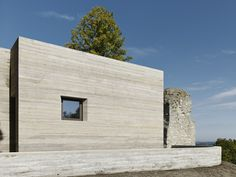 Gallery of Sparrenburg Visitor Centre / Max Dudler - 12