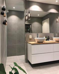 Lyst på nytt bad ? Ta kontakt for gratis befaring  #grohe #fossbad #normanncopenhagen #bathroom #design #bathroominspo