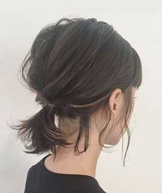 HAIR (Hair) is a hairdressing model that stylists . HAIR (Hair) is a Trending Hairstyles, Messy Hairstyles, Pretty Hairstyles, Medium Hair Styles, Curly Hair Styles, Hair Medium, Hair Arrange, Great Hair, Hair Day
