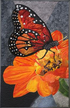 No Worries by Karla Rogers.  Mountain Art Quilters.
