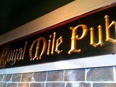 The Royal Mile Pub; Wheaton MD. Go to Pub Quiz Night!