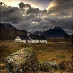 The Highlands, Scotland photo via shani