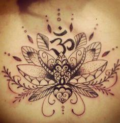 Lotus Mandala Tattoo | Top 10 Lotus Flower Tattoo Designs