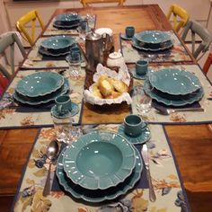 Table Settings, Placemat, Table Top Decorations, Place Settings, Dinner Table Settings, Table Arrangements
