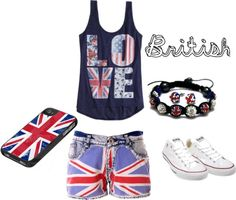 """""""British"""" by gracieinscho on Polyvore"""