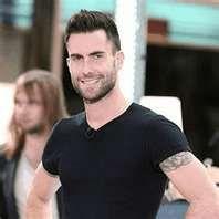 Adam Levine... Even more attractive in person somehow