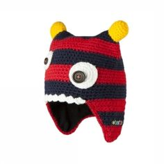 Bonnet Monster Beanie - Barts - cache oreilles Hüte Und Mützen 26f14ab6f783