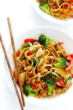 30 Minute Sesame Chicken Noodle Stir Fry Make sure to follow cause we post alot of food recipes and DIY  we post Food and drinks  gifts animals and pets and sometimes art and of course Diy and crafts films  music  garden  hair and beauty and make up  health and fitness and yes we do post women's fashion sometimes  and even wedding ideas  travel and sport  science and nature  products and photography  outdoors and indoors  men's fashion too  postersand illustration  funny and humor and even…