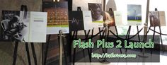 Flash Plus 2 Launch