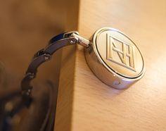 TZ monogram purse hook. Purse Hook, Monogrammed Purses, Over Ear Headphones, Purse Holder
