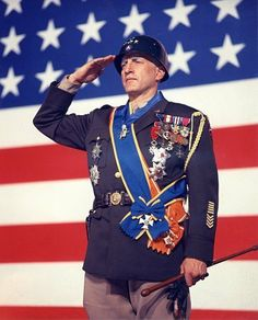 Patton The World War II phase of the career of the controversial American general, George S.) Director: Franklin J. Schaffner Stars: George C. Nicholas Evans, George Patton, War Film, Academy Award Winners, United States Army, Film Serie, Coppola, Best Actor, Armed Forces