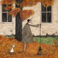 Why do leaves suddenly appear? - Sam Toft