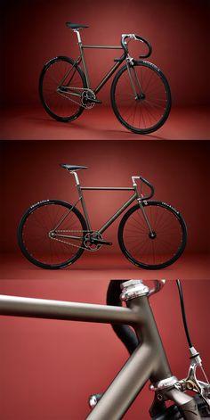 Veloline_2015 PELEG #fixie #single bicycle #cromoly #classic #veloline