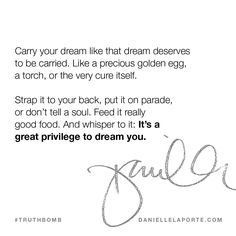 This #Truthbomb came from my post: The Bright Privilege. Click to read the full post.