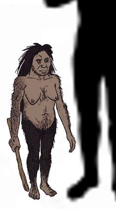 Ebu Gogo - These small hominids are found in Indonesia, and have broad faces with wide mouths that they use to consume almost anything that they can find, be this fruit or carrion. They are said to be able to speak in their own language, as well as repeating words that are said to them.