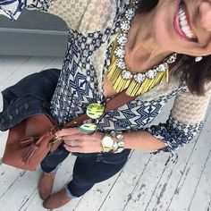 A Bit of Style at 53 Yrs Old! @emptyneststyle Instagram photos | Websta