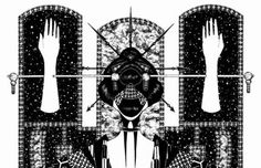 Juxtapoz Magazine - Helen Vine, AKA Japaneze Baby