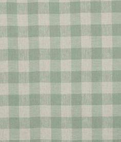 Robert Allen Moyen Check in Seaglass Traditional Curtains, Robert Allen Fabric, Textile Fabrics, Home Decor Fabric, Sea Glass, Window Treatments, Fountain, Family Room, Surfing