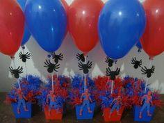 FESTA INFANTIL SPIDER MAN - Pesquisa Google