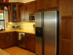 Microwave Placement · Kitchen DecorKitchen IdeasMicrowaveMicrowave ...