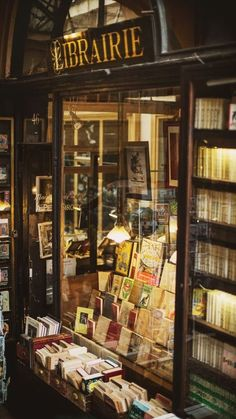 So happy that this bookstore still breathes in the heart of Galerie Vivienne. You are going to fall in love with Librairie F. Jousseaume - Galerie Vivienne 75002 Paris - by shevyvision I Love Books, Books To Read, Galerie Vivienne, Shop Fronts, World Of Books, Old Books, Book Nooks, Library Books, Dream Library