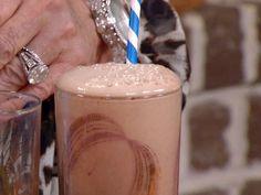 Chocolate Egg Cream Soda Recipe : Paula Deen : Food Network - FoodNetwork.com
