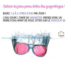 Une astuce pour bien commencer la journée ! :) Buvez-vous assez d'eau ?!