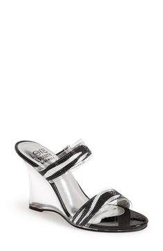 Love and Liberty Love & Liberty 'Jessica' Wedge Sandal (Women) available at #Nordstrom
