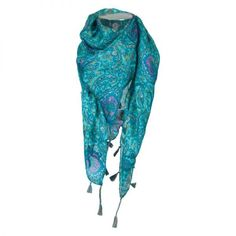 Scarf with great colors from the norwgian designer Katrin Uri