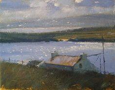 Robin Mason, Cottage on Horn Head