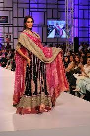 Saadia mirza bridal 2013 collection pakistan fashion.