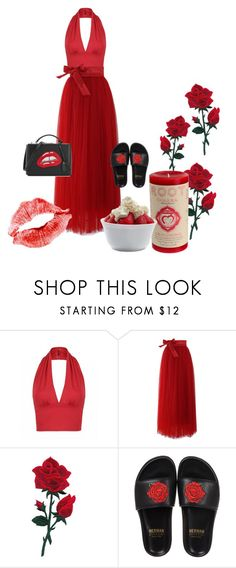 """""""Long Skirt. 🥁"""" by jessbbz ❤ liked on Polyvore featuring Chicwish, Prada, BUSCEMI and Mark Cross"""